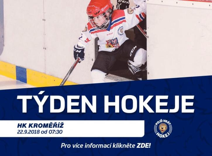 Týden hokeje 2018