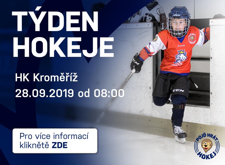 Týden hokeje 2019