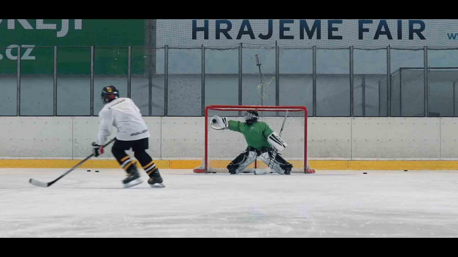 Pojď hrát hokej!